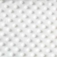 Minky Dot, coloris Blanc (x 50 cm)
