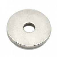 Aimants plat Neodymium 13mm avec trou