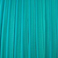 Passepoil elastique, coloris Bleu turquoise