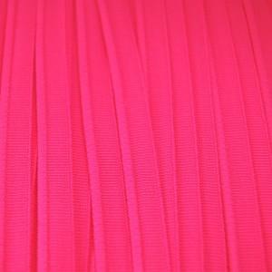 Passepoil elastique, coloris Rose fushia