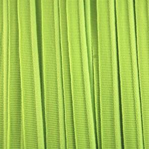 Passepoil elastique, coloris Vert anis
