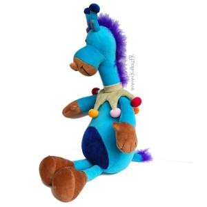 Kit girafe bleue, ref. KdokitGirafe