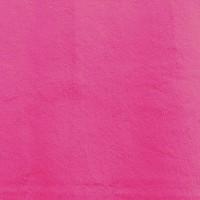 Tissu doudou Flurr, coloris Fuchsia (tissu des Nabous)