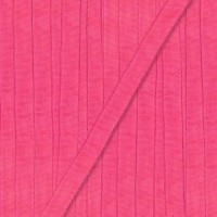 Gros Grain Rose Fushia, 9mm