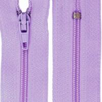 Fermeture éclair Violet lavande, 20 cm