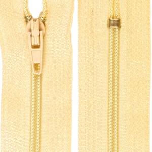 Fermeture éclair Glace Vanille, 20 cm