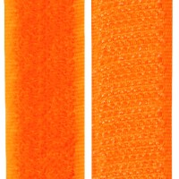 Velcro orange fluo, scratch ( x 50cm)