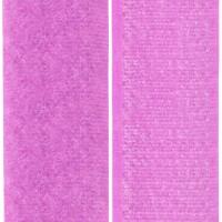 Velcro coloris orchidée, scratch ( x 50cm)