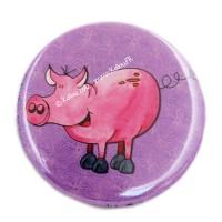 Modèle Piggy le cochonet