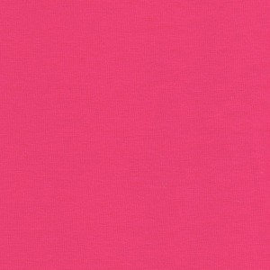 Tissu pour doublure coloris rose framboise, belle qualité (x 50cm)