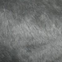 Tissu fourrure ours gris (x 50 cm)