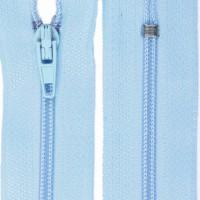 Fermeture éclair Bleu Ciel, 20 cm