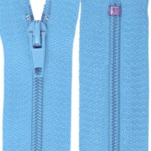 Fermeture éclair Bleu Azur, 20 cm