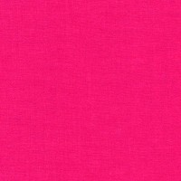 Tissu 100% coton rose fushia (x 50cm)