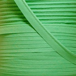 Passepoil vert fenouil