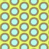 Tissu Laurel Dots, designer Amy Buttler (x 50cm)