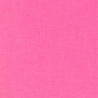 Tissu Lin uni, coloris rose fuchsia ( x 50cm)