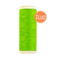 Bobine de fil vert fluo, 200m