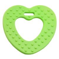 Coeur de dentition à coudre, coloris vert
