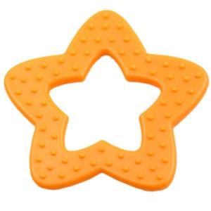 Etoile de dentition à coudre, coloris orange