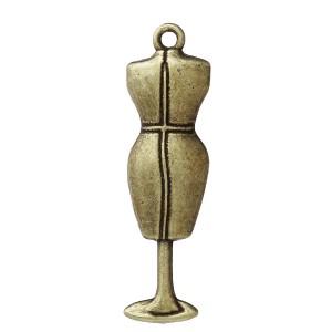 Perle Mannequin de couture, coloris bronze