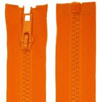 Fermeture éclair Orange, 95 cm séparable