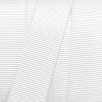 Gros Grain Blanc, 15mm