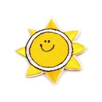 Ecusson thermocollant soleil