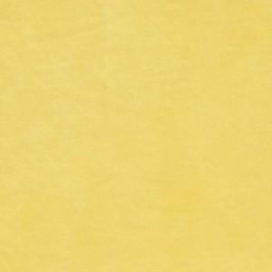 Velours de coton, coloris jaune poussin (x 50 cm)