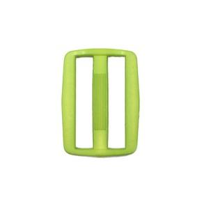 Boucle coulisse pour sac, 30mm coloris Vert Granny Smith