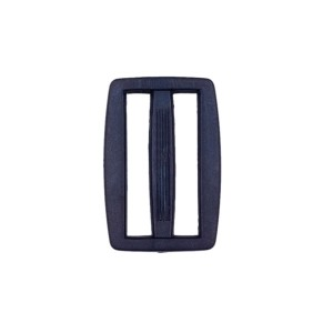 Boucle coulisse pour sac, 30mm coloris bleu Marine