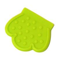 Patte de dentition à coudre, coloris vert clair