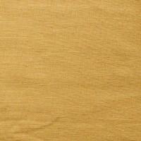 Tissu Lin uni, coloris jaune moutarde( x 50cm)