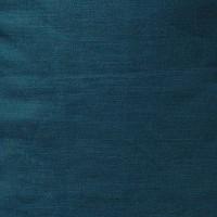 Tissu Lin uni, coloris bleu nuit pétrolée ( x 50cm)