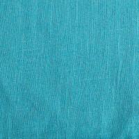 Tissu Lin uni, coloris vert turquoise ( x 50cm)