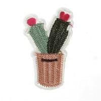 Ecusson thermocollant Petit Cactus