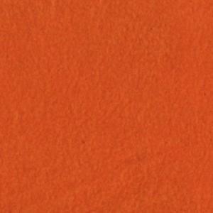 Polaire coloris potimarron, belle qualité (x 50 cm)