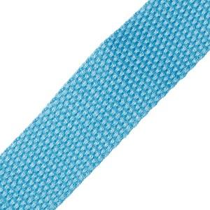 Galon sangle bleue, 30 mm
