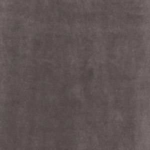 Velours de coton, coloris gris souris (x 50 cm)