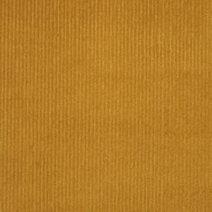 Tissu Velours cotelé milleraies, coloris moutarde (x 50cm)