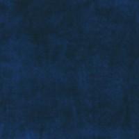 Chute de 28cm Velours de coton, coloris Encre (bleu marine)