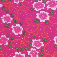 Tissu Fiora Rose, par Petit Pan (x 50cm)