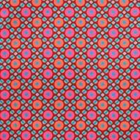 Tissu Piazza Rouge, par Petit Pan ( x 50cm)