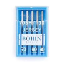 Aiguilles Machine Bohin pour Jersey, assortiment de tailles