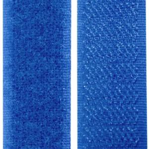 Velcro bleu royal, scratch ( x 50cm)