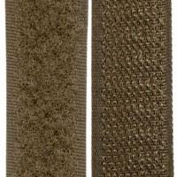 Velcro vert kaki, scratch ( x 50cm)