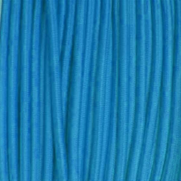 f59757ba9355b Mercerie en ligne   fil elastique rond 2mm coloris bleu turquoise ...