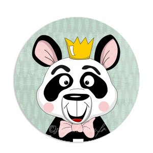 Modèle Petit prince Panda