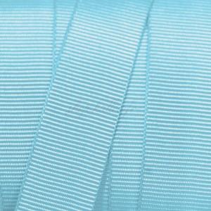 Gros Grain bleu ciel, 15mm