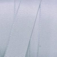Gros Grain gris perle, 15mm